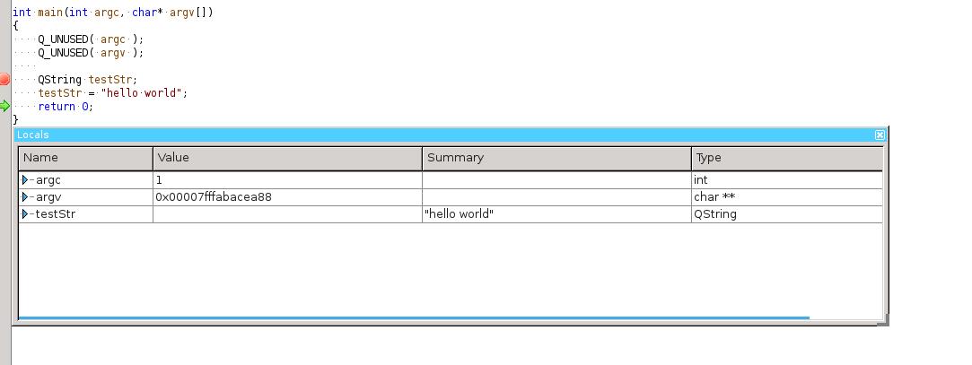 CodeLite IDE | Main / DebugWithLLDB