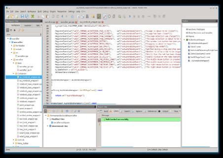 [artigo] IDE para c/c++ Codelite-linux-thumb