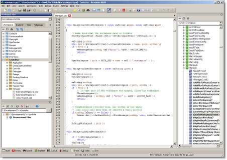 Codelite Cross Platform C++ IDE