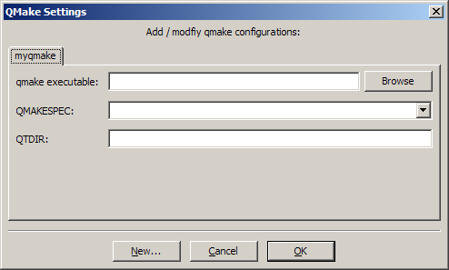 CodeLite IDE | Main / QmakePlugin